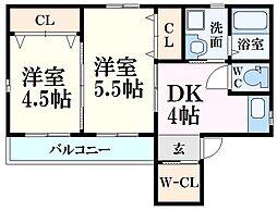 宇品3丁目駅 8.9万円