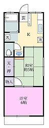 実籾駅 4.1万円