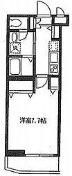 アイル三軒茶屋[3階]の間取り
