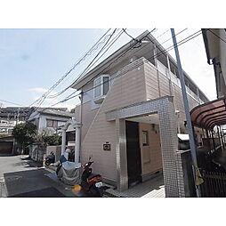 奈良県奈良市富雄北1丁目の賃貸アパートの外観