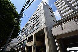 Dフラット東別院[3階]の外観