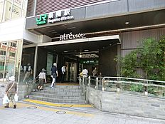 JR山手線「巣鴨駅」