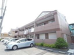 兵庫県姫路市飾磨区加茂東の賃貸マンションの外観