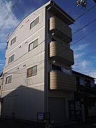 西ノ京ハイツ[301号室]の外観