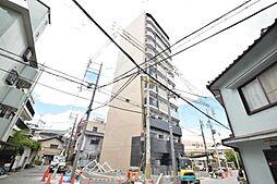 近鉄南大阪線 河堀口駅 徒歩3分の賃貸マンション