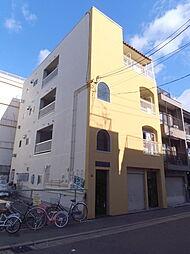 上林マンション[4階]の外観