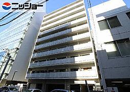 CK錦レジデンス[3階]の外観