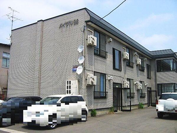 メイプル23 2階の賃貸【青森県 / 弘前市】