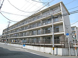 早茂マンションA棟[3階]の外観