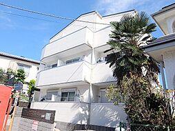 プレシャスアース新松戸[1階]の外観