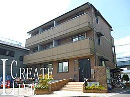 埼玉県さいたま市桜区西堀4丁目の賃貸アパートの外観