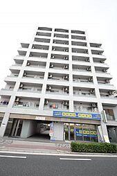 大阪府大阪市東成区大今里西1の賃貸マンションの外観