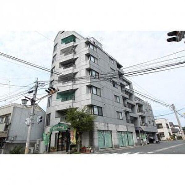 熊本県熊本市中央区水前寺4丁目の賃貸マンション