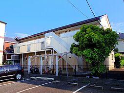 グレープハイムA棟[1階]の外観