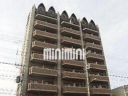 ル・サフィール西大路[6階]の外観