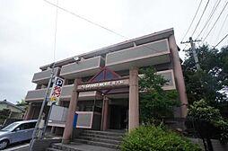 JGM福大前[1階]の外観