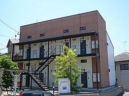 モンテローザII号館[1階]の外観