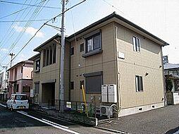 神奈川県平塚市八千代町の賃貸アパートの外観