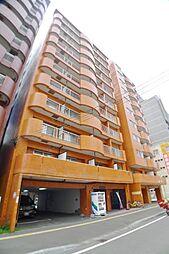 北海道札幌市中央区南四条東2丁目の賃貸マンションの外観