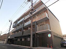 東急多摩川線 武蔵新田駅 徒歩8分の賃貸マンション