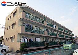 コーポ米野[1階]の外観