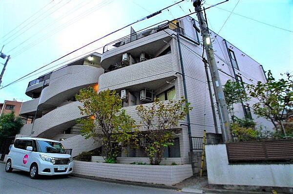 センチュリー志木[4階]の外観