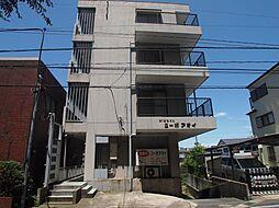 千葉県千葉市中央区亥鼻1丁目の賃貸マンションの外観