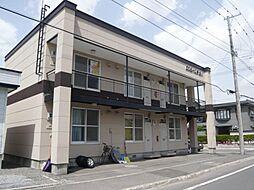 ロンシャン東旭川[2階]の外観