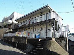 福岡県北九州市小倉南区守恒1丁目の賃貸アパートの外観