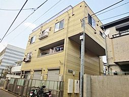 東京都練馬区春日町1丁目の賃貸マンションの外観