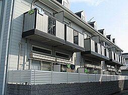 和歌山県和歌山市中之島の賃貸アパートの外観
