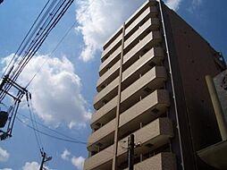兵庫県神戸市兵庫区中道通2丁目の賃貸マンションの外観