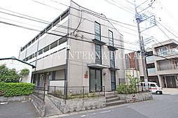 埼玉県吉川市保1丁目の賃貸マンションの外観
