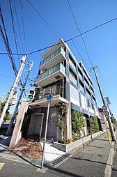 リュストル武庫之荘[4階]の外観