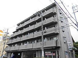 レオ松本[2階]の外観