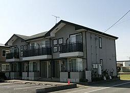 香川県観音寺市池之尻町の賃貸アパートの外観