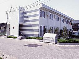 福井市木田1-2905[203号室]の外観
