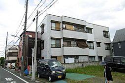 東京都江戸川区鹿骨1丁目の賃貸マンションの外観