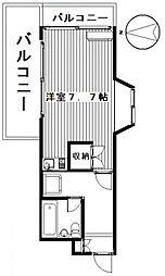 ライオンズマンション前橋 分譲[410号室号室]の間取り