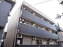 オリエンタルコート高根台[2階]の外観