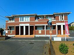 埼玉県北本市石戸5丁目の賃貸アパートの外観
