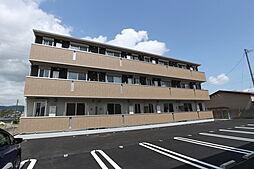 レジデンスKouga A棟[2階]の外観