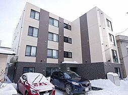 北海道札幌市北区麻生町2丁目の賃貸マンションの外観