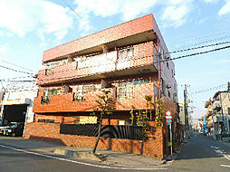 陶石ハウス[2階]の外観
