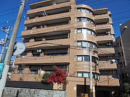 ライオンズマンション支倉[2階]の外観