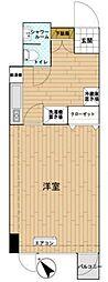 西新宿ハイホーム[205号室号室]の間取り
