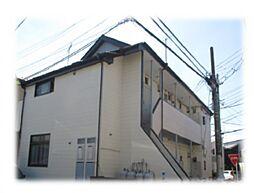 ロマンス上福岡[2階]の外観