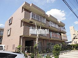 ハイツ浅井[3階]の外観