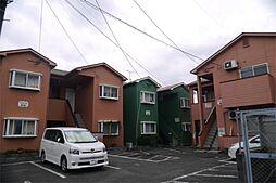 ピナクル博多南C[2階]の外観