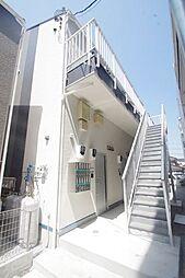 JR横浜線 矢部駅 徒歩10分の賃貸アパート